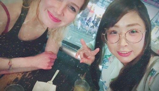 【女1人で大丈夫?】高田馬場の英会話カフェ「ミッキーハウス」の国際交流パーティーに行ってみた(2回目)