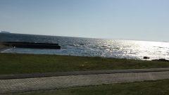 まるも近くの海