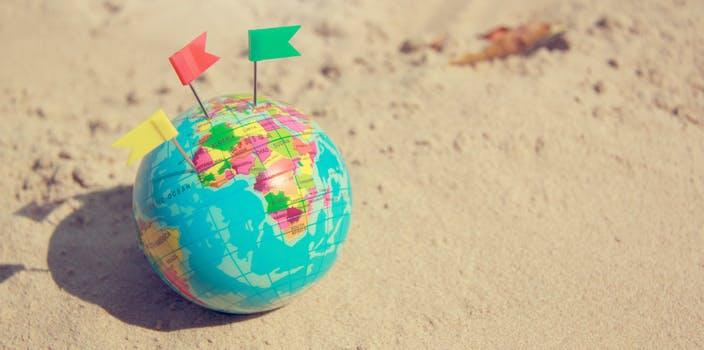 GlobalDiveは、セブだけではなく、幅広い国から選べる