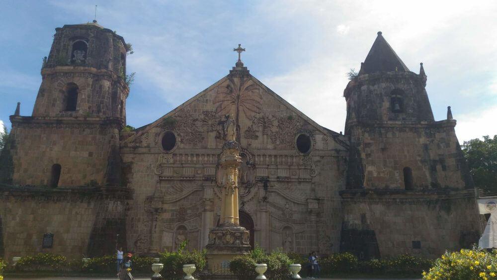 フィリピンイロイロの風景