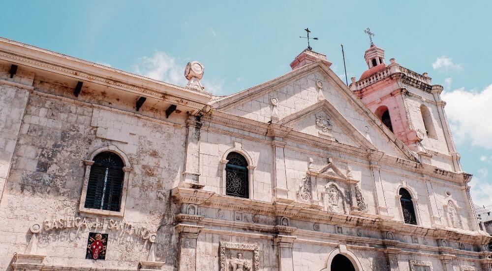 フィリピン留学中の教会での服装