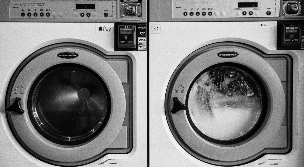 フィリピン留学中の洗濯