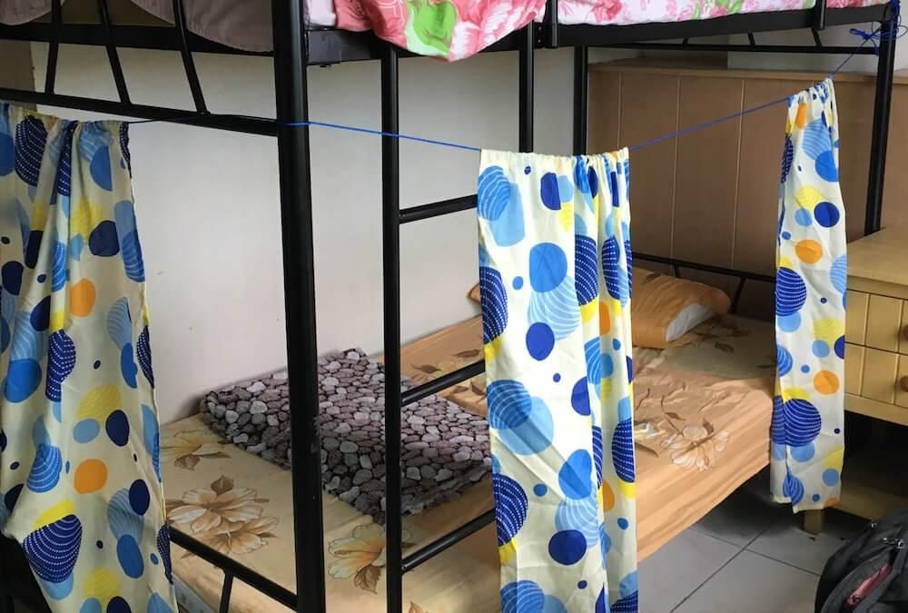 フィリピン留学の学生寮はコスパが良い